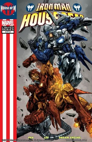 Iron Man House of M Vol 1 3