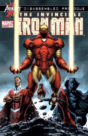 Iron Man Vol 3 84