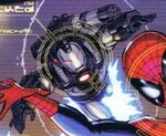 James Rhodes (Earth-9411) Spectacular Spider-Man (UK) Vol 1 202