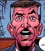 John Jonah Jameson (Earth-9411) Spectacular Spider-Man (UK) Vol 1 144