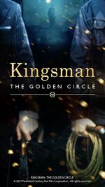 Kingsman The Golden Circle (mobile game)