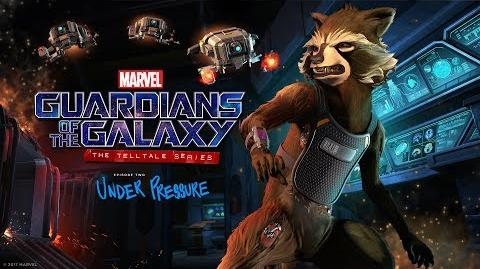 Marvel's Guardians of the Galaxy The Telltale Series - Episode Two Trailer