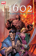 Marvel 1602 Fantastick Four Vol 1 1