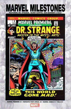 Marvel Milestones Vol 1 5
