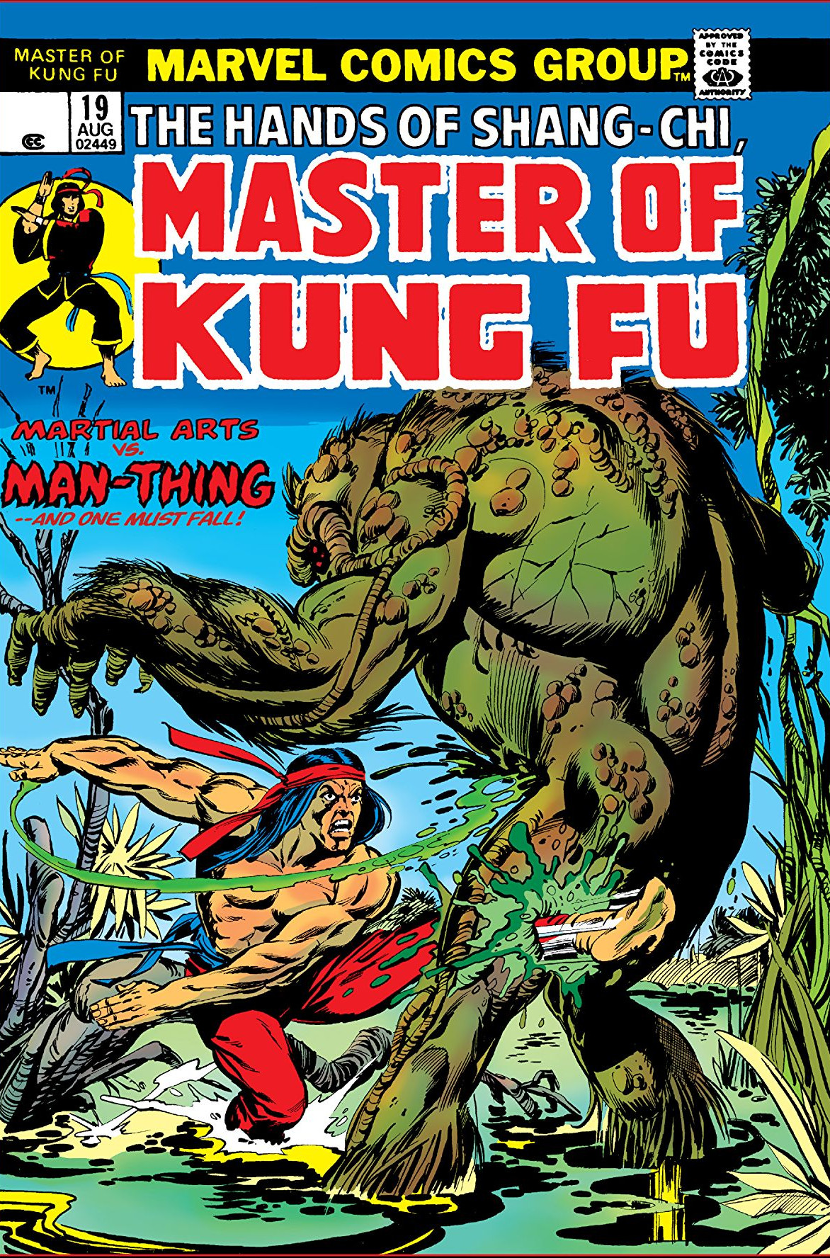 Master Of Kung Fu Vol 1 19 Marvel Database Fandom Powered By Wikia