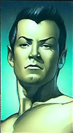 Namor McKenzie (Earth-58163) from Secrets of the House of M Vol 1 1