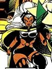 Ororo Munroe (Earth-7642) Uncanny X-Men and The New Teen Titans Vol 1 1 -