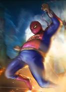 Peter Parker (Earth-TRN537) 001
