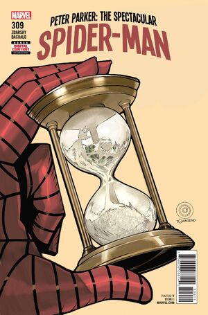 Peter Parker The Spectacular Spider-Man Vol 1 309