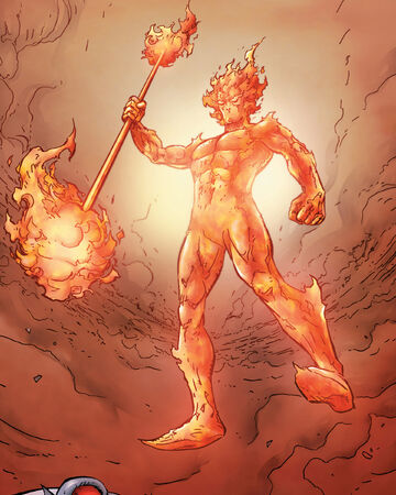 Pyreus Kril (Earth-616) | Marvel Database | Fandom