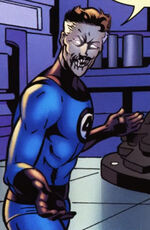 Reed Richards (Earth-21050) from Marvel Zombies Evil Evolution Vol 1 1 001