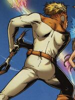 Ricky Calusky (Earth-2912) from What If House of M Vol 1 1 001