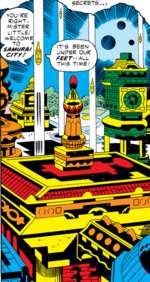 Samurai City from Black Panther Vol 1 6 001