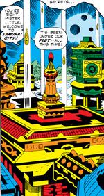 Samurai City from Black Panther Vol 1 6 001