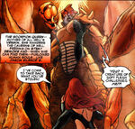 Scorpion Queen (Earth-616) from Legion of Monsters Satana Vol 1 1 0001