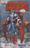 Secret Wars Vol 1 1 Comic Block Variant