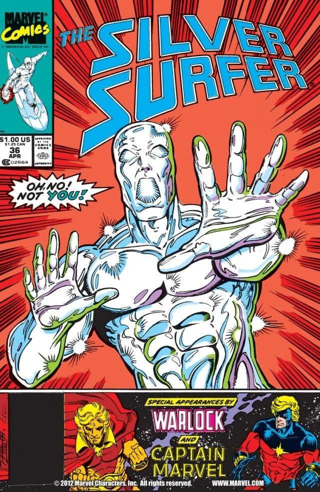 Silver surfer x reader