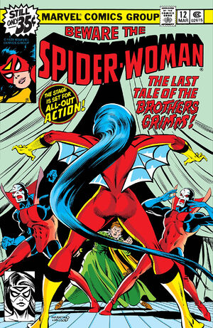Spider-Woman Vol 1 12