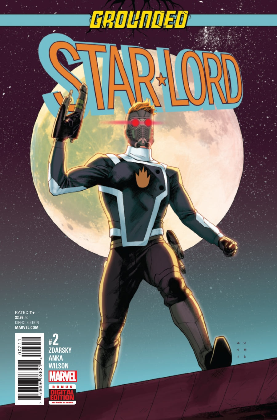 Star-Lord Vol 2 2 | Marvel Database | FANDOM powered by Wikia