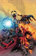 Thanos Vol 2 3 Textless