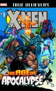 True Believers Age of Apocalypse Vol 1 1