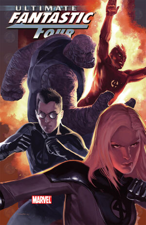 Ultimate Fantastic Four Vol 1 50