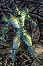 Ultron (Earth-6109) from Marvel Ultimate Alliance 001