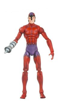 Ulyssus Klaw (Earth-616) from Marvel Universe (Toys) Comic Packs Series 1 (Secret Wars 25th Anniversary) 0001