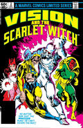 Vision and the Scarlet Witch Vol 1 2