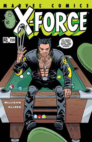 X-Force Vol 1 120