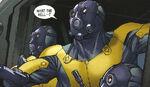 Advanced Idea Mechanics (Earth-1610) from Ultimate Comics Avengers Vol 1 1 0001