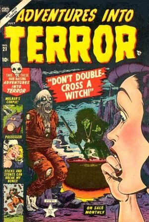 Adventures into Terror Vol 1 21