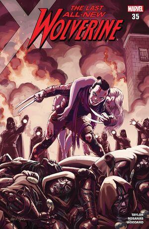 All-New Wolverine Vol 1 35