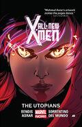 All-New X-Men TPB Vol 1 7 The Utopians