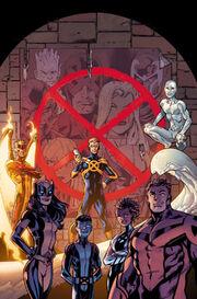 All-New X-Men Vol 2 1 Textless