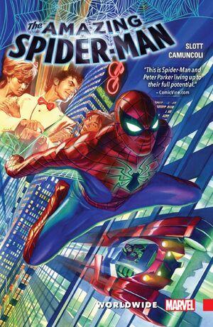 Amazing Spider-Man Worldwide TPB Vol 1 1
