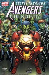 Avengers: The Initiative Vol 1 15