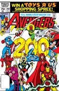 Avengers Vol 1 200