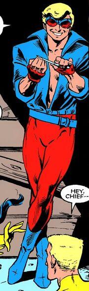 Butch (Fatboys) (Earth-616) New Mutants Annual Vol 1 2