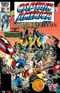 Captain America Vol 1 264