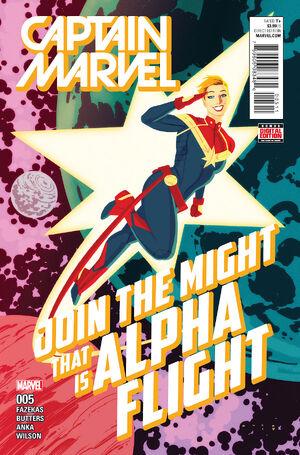 Captain Marvel Vol 9 5