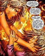 Celeste & Phoebe Cuckoo (Earth-616) from X-Men Phoenix Warsong Vol 1 5 0001