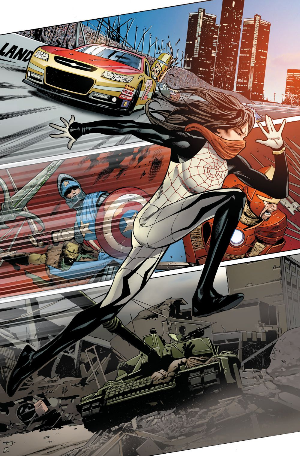 Amazing Spider-Man (Vol. 1) (Story 1) in Comics