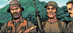 Condor Private Military Company (Earth-616) from Punisher Vol 11 2 001