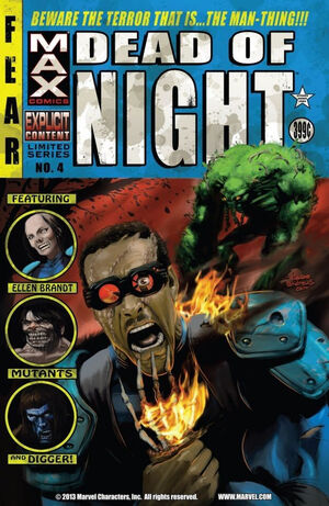 Dead of Night Featuring Man-Thing Vol 1 4