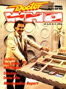 Doctor Who Magazine Vol 1 132