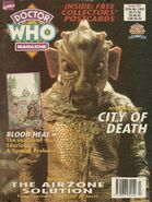 Doctor Who Magazine Vol 1 205