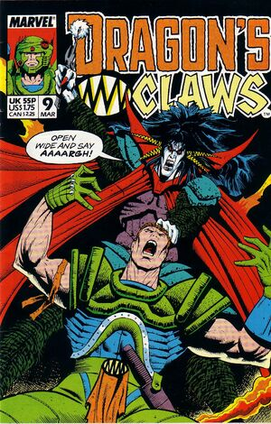 Dragon's Claws Vol 1 9