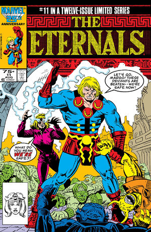 Eternals Vol 2 11