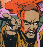 Fagan (NYPD) (Earth-616) from Spider-Man Power of Terror Vol 1 2 001